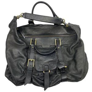 Botkier Bags - Botkier Black Leather Shoulder Bag